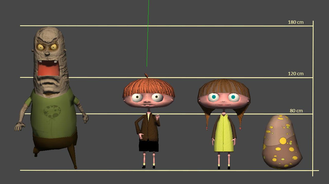 personaggi dei giochi