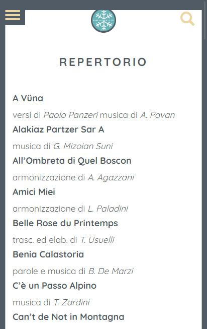 sito-web-coro-nivalis-mobile-repertorio